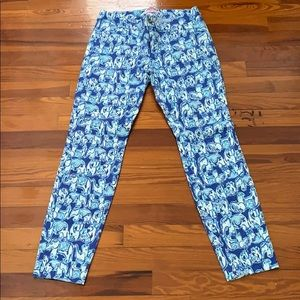 Lily Pulitzer Kelly skinny ankle pant